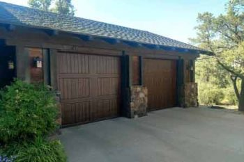 Wood Garage Doors Glendale AZ