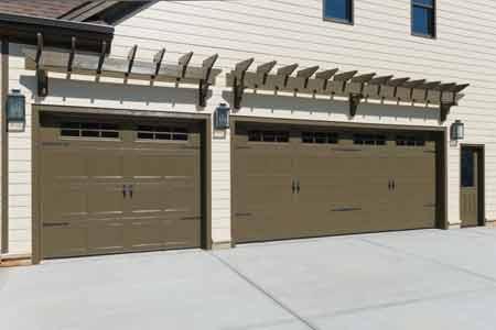 Garage Door Panel Replacement Scottsdale AZ